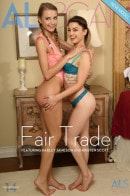 Harley Jameson & Kristen Scott in Fair Trade gallery from ALS SCAN