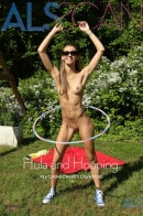 Charity Crawford in Hula And Hooping gallery from ALS SCAN