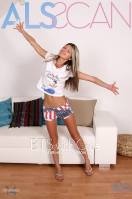 Gina Gerson  from ALS SCAN