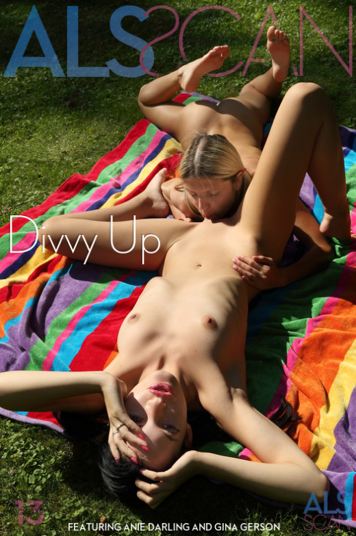 Anie Darling & Gina Gerson - `Divvy Up` - for ALS SCAN