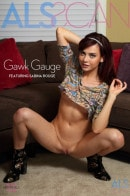 Sabina Rouge in Gawk Gauge gallery from ALS SCAN