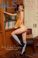 Ivy Wolfe in Art Of The Tease gallery from ALS SCAN