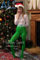 Ivy Wolfe in Holiday Spirit gallery from ALS SCAN by Als Photographer