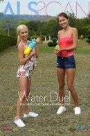 Cindy Shine & Kiara Cole in Water Duel gallery from ALS SCAN by Als Photographer
