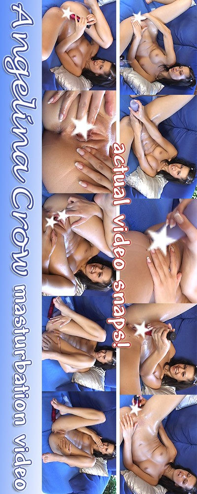 Angelina Crow - `Masturbation ( Censored )` - for ALSANGELS