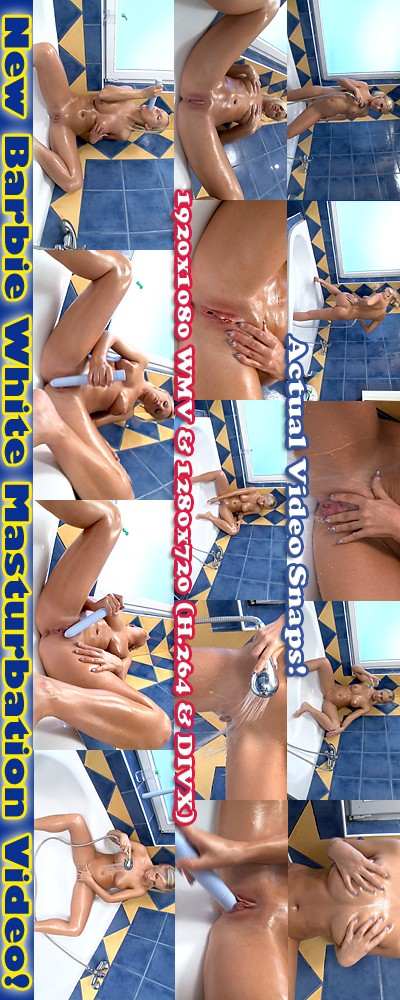 Barbie White - `Masturbation` - for ALSANGELS