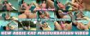 Abbie Cat - Masturbation