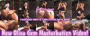 Oliva Gem in Shoot #4 - Masturbation video from ALSANGELS