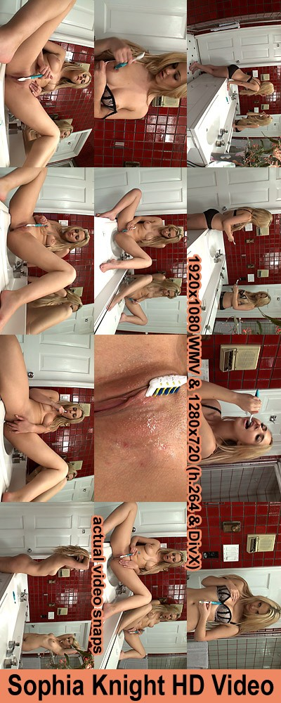 Sophia Knight - `Masturbation` - for ALSANGELS