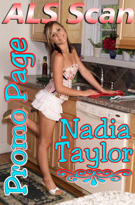 Nadia Taylor - `Promo Page` - for ALSSCAN