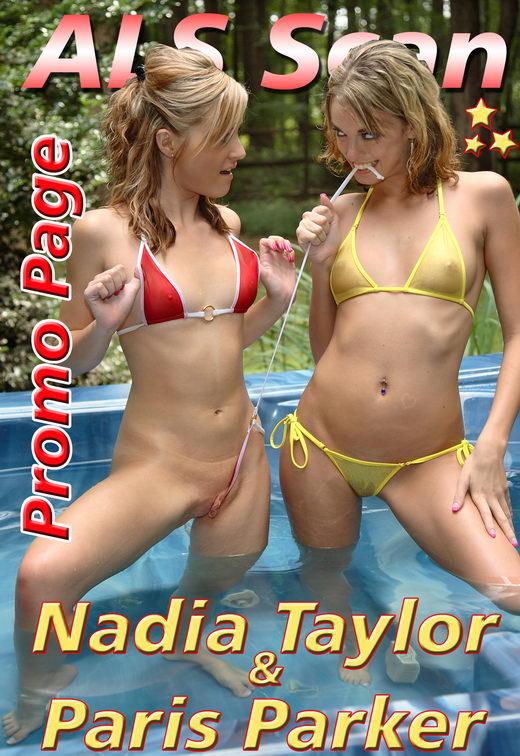Nadia Taylor & Paris Parker - `Promo Page` - for ALSSCAN