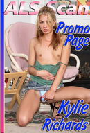 Kylie Richards - Promo Page