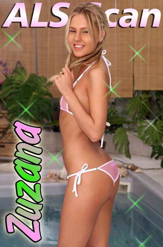 Zuzana - `Poolside Fun with Snorkels & Spreaders - Set 1` - for ALSSCAN