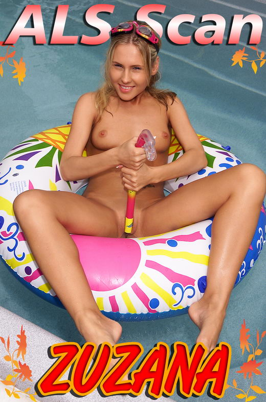 Zuzana - `Poolside Fun with Snorkels & Spreaders - Set 2` - for ALSSCAN