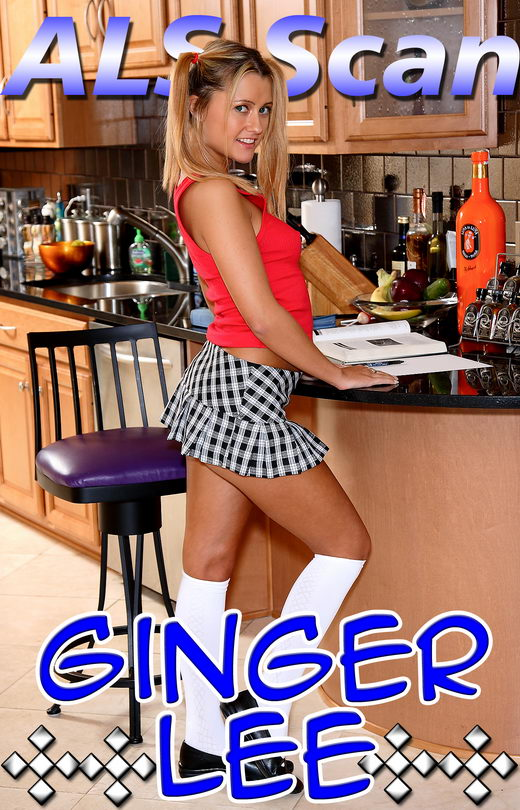 Ginger Lee - `Study Break - Set 1` - for ALSSCAN