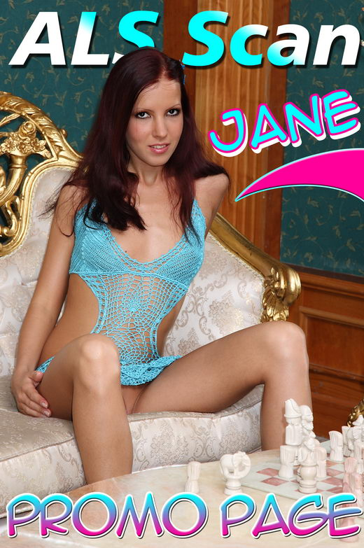 Jane - `Promo Page` - for ALSSCAN