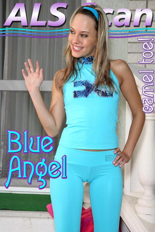 Blue Angel - `Camel Toe Tease - Set 1` - for ALSSCAN