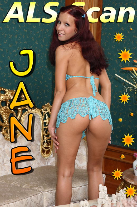 Jane - `Speculum Seduction` - for ALSSCAN