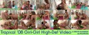 Laura King & Amy Lee & Faye Reagan - Tropical '08 - Girl-Girl Action