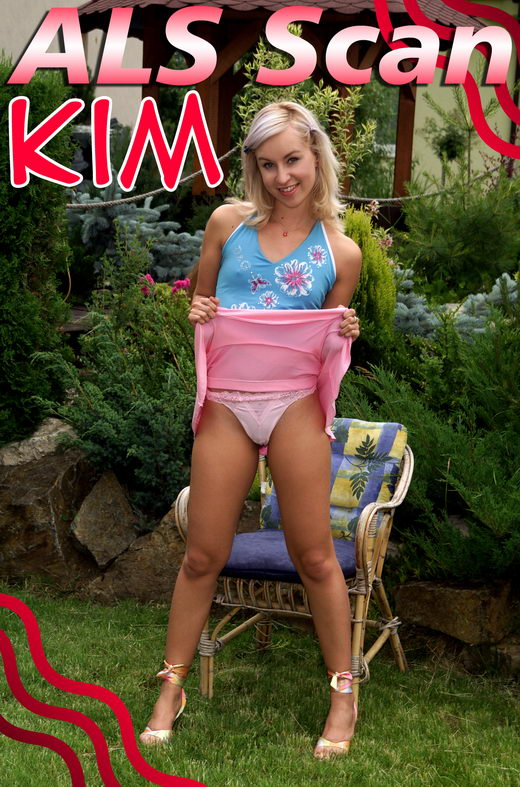 Kim - `Fishin' for a Fistin'` - for ALSSCAN