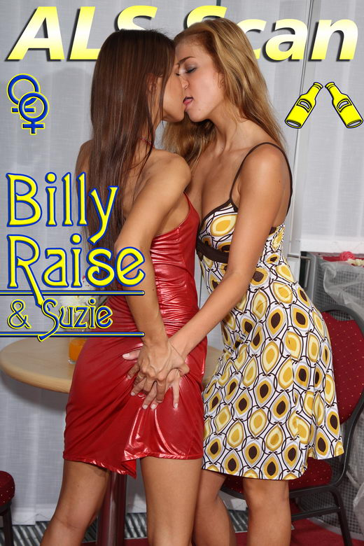 Billy Raise & Suzie - `Drinking Buddies` - for ALSSCAN