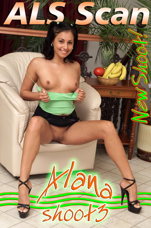 Alana - `Banana Split` - for ALSSCAN