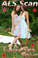 Layla Parker & Paris Parker - Picnic with the Parkers