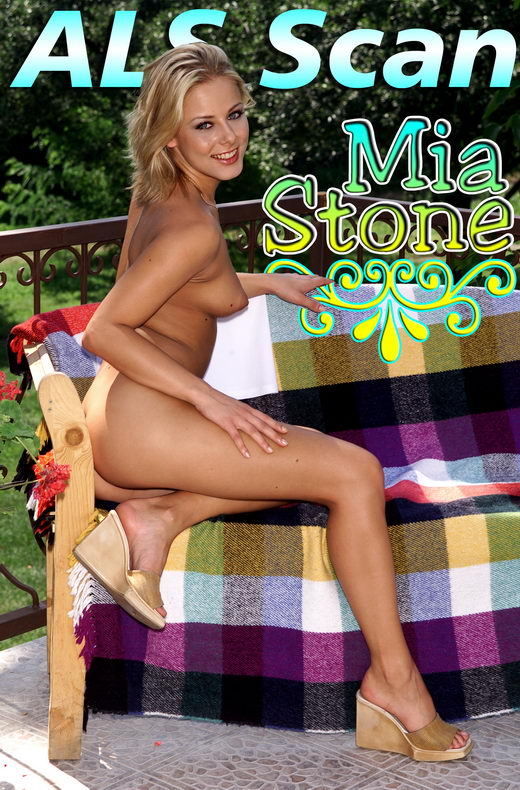 Mia Stone - `Voyeur Special` - for ALSSCAN