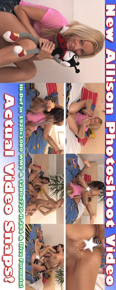 Allison - `Shoot #2 - Photoshoot ( Censored )` - for ALSSCAN