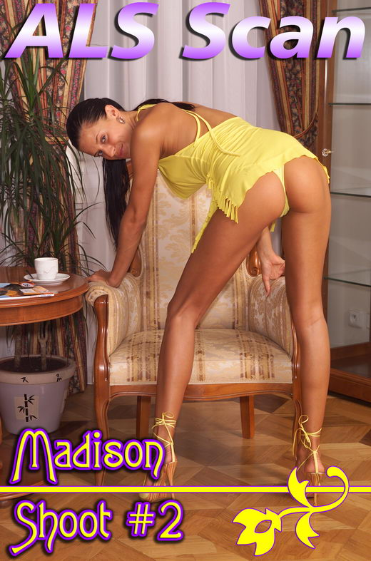 Madison - `Madison Gets Stuffed` - for ALSSCAN