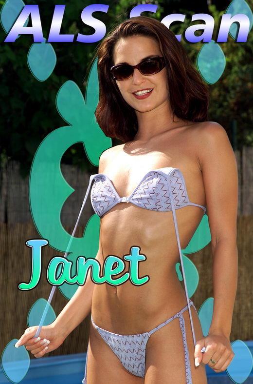 Janet - `Kegel Sports` - for ALSSCAN