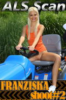 Ride-on with Franziska