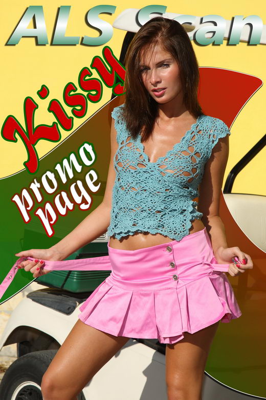 Kissy - `Promo Page` - for ALSSCAN