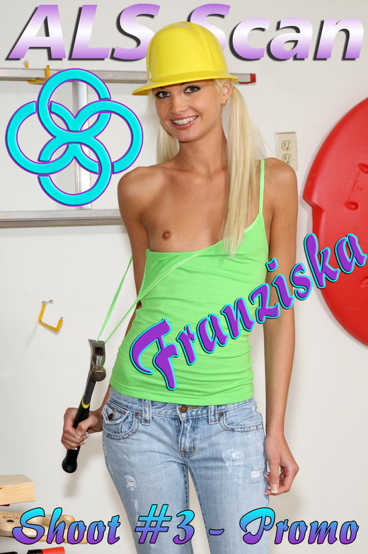 Franziska - `Promo Page` - for ALSSCAN