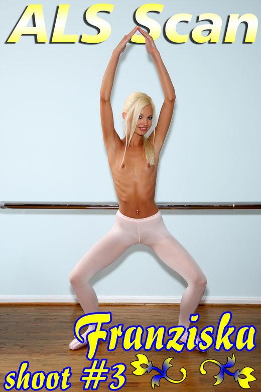 Franziska - `Ballerina Babe` - for ALSSCAN