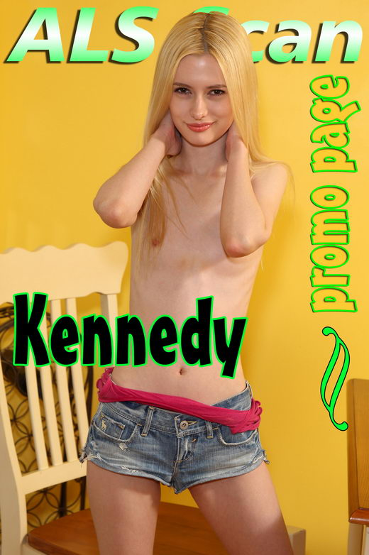 Kennedy - `Promo Page` - for ALSSCAN