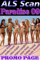 Tanner Mayes & Anita Pearl & Blue Angel & Jayme Langford & Jana Foxy & Hailey Young & Amia Moretti - Paradise '09 Promo Page