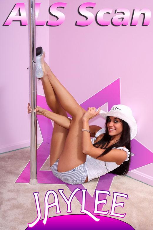 Jaylee - `Pole Wrangler` - for ALSSCAN