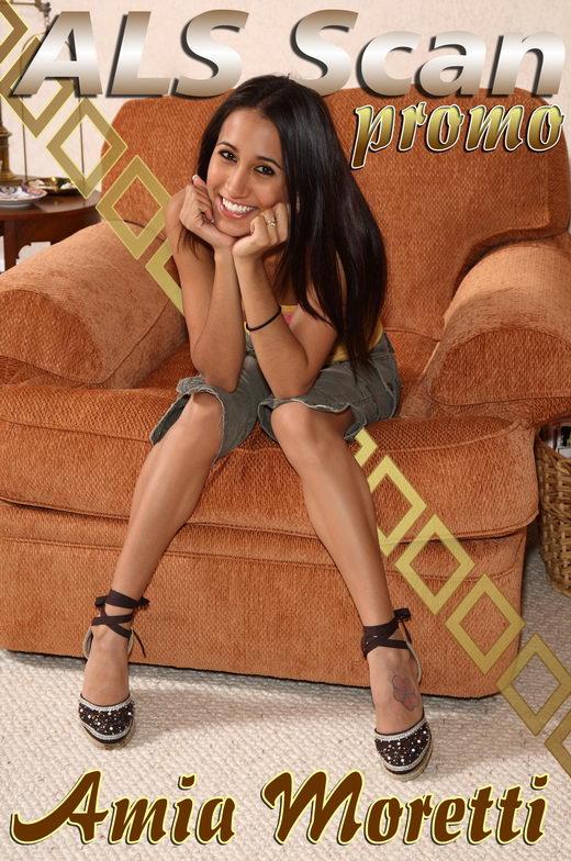 Amia Moretti - `Promo Page` - for ALSSCAN
