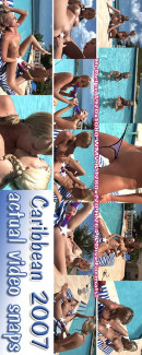 Jana Foxy & Carli - Caribbean '07 - Girl-Girl Action