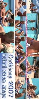 Caribbean '07 - Girl-Girl Action