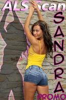 Sandra - Promo Page