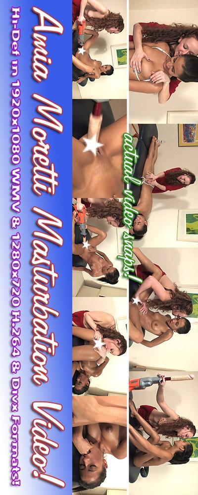 Amia Moretti & Leighlani - `Masturbation ( Censored )` - for ALSSCAN