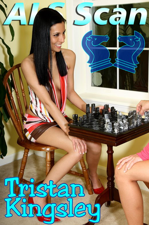 Tristan Kingsley - `Chess Mates` - for ALSSCAN