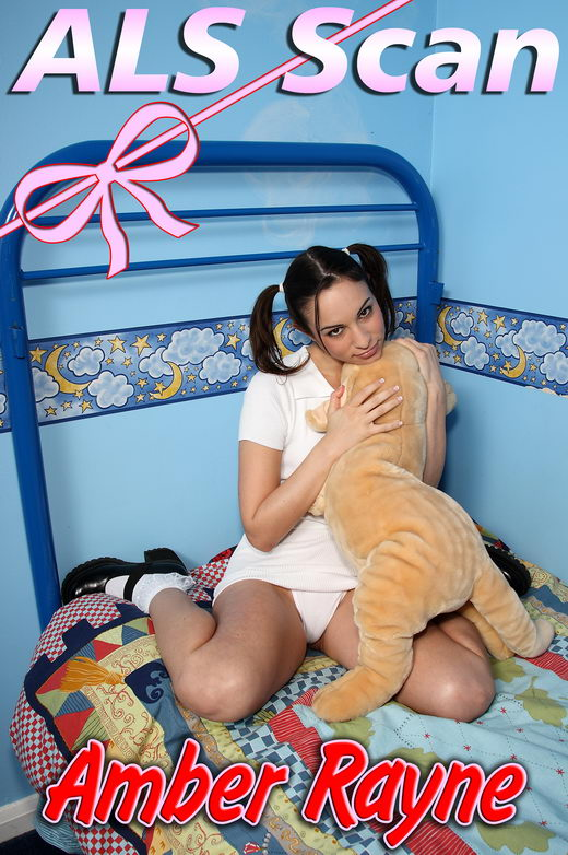Amber Rayne - `Pussy Pops & Pumps` - for ALSSCAN