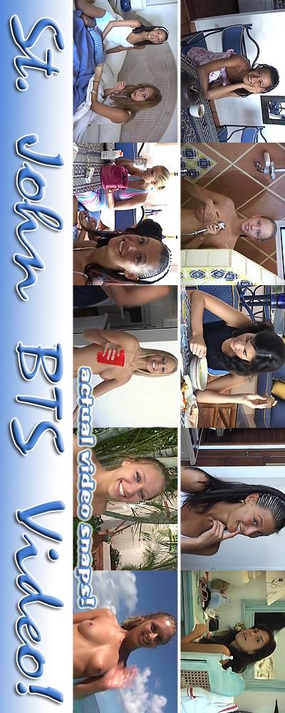 Nella & Brea & Adele & Amy Lee - `St. John - BTS` - for ALSSCAN