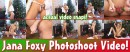 Jana Foxy - Photoshoot