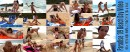 Paradise '09 Ladies - Public Beach Fun & BTS ( Uncensored )