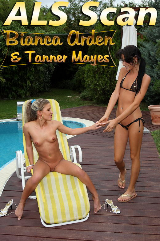 Bianca Arden & Tanner Meyers - `Skimmin' & Fistin'` - for ALSSCAN