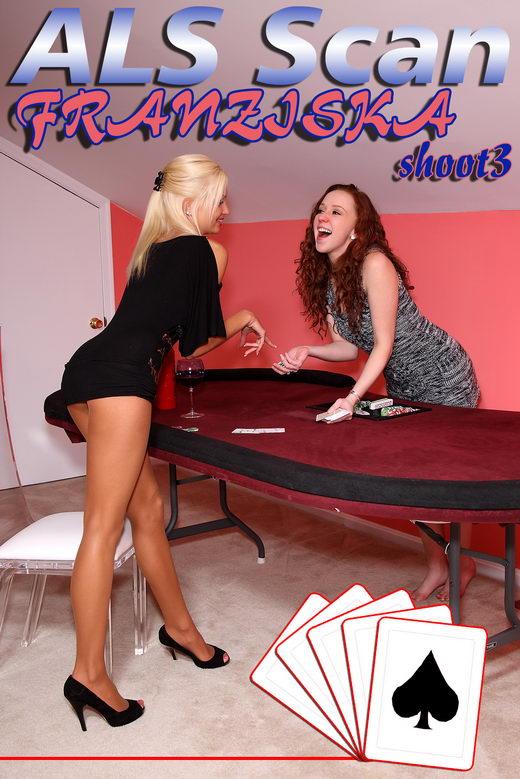 Franziska - `Poker Thief - Shoot #3` - for ALSSCAN